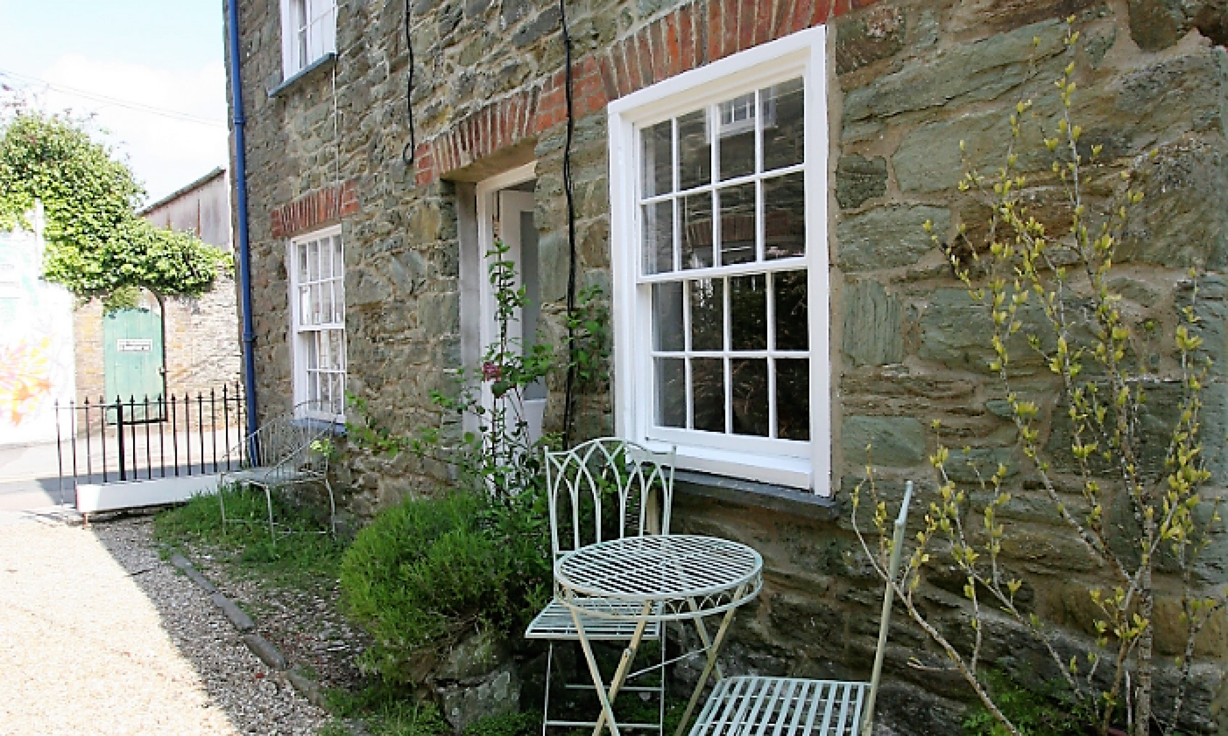 2 bedroom holiday cottage, Salcombe