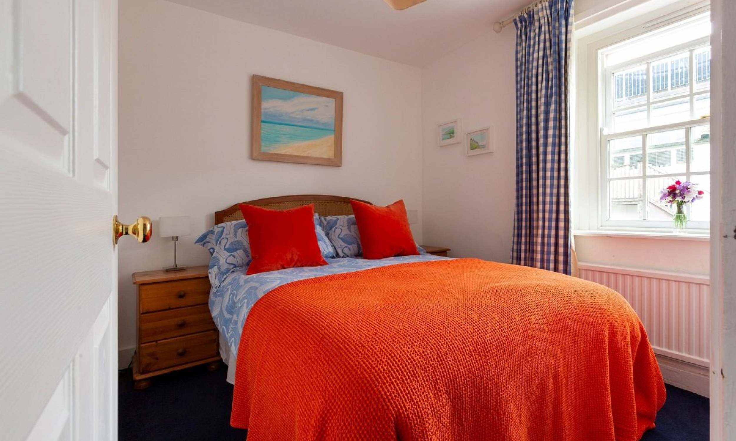 Bedroom One – Double Bed