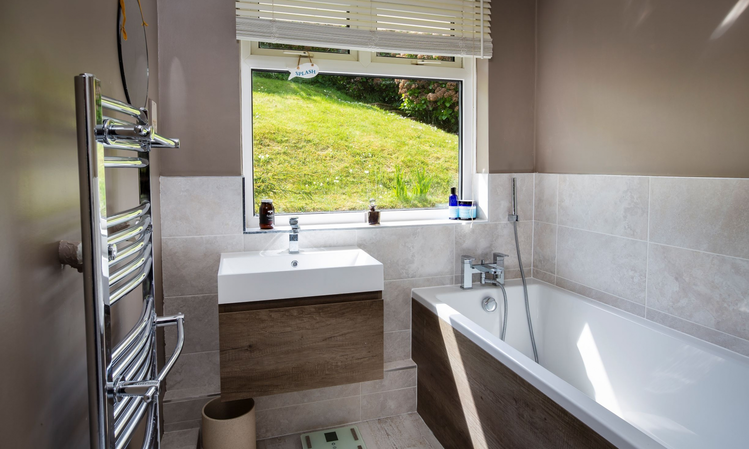 Osprey bathroom