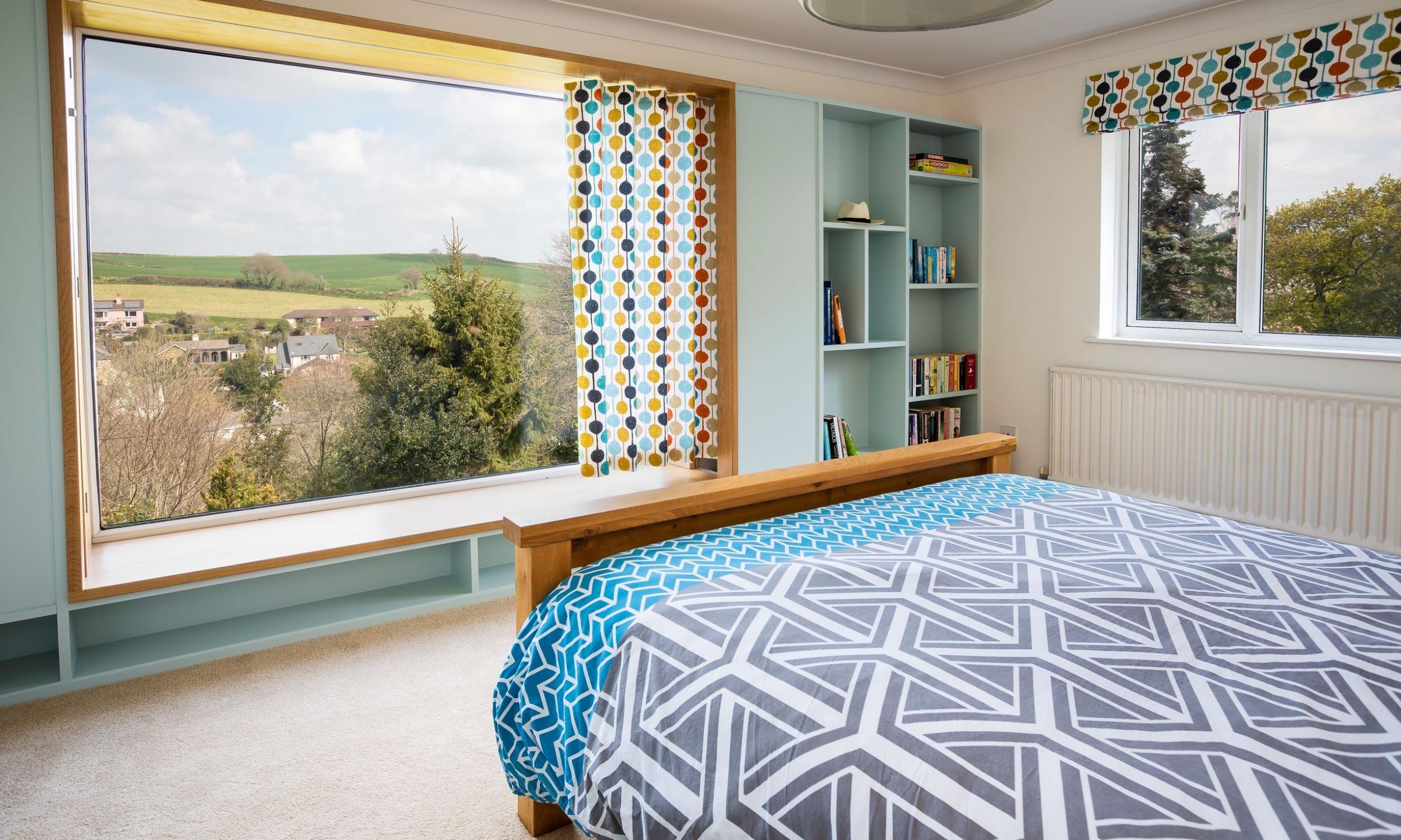 Osprey master bedroom views
